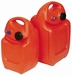 Brandstoftank kunstof 12 liter  met reserve