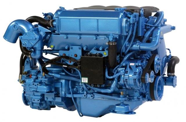 Nanni diesel T4.200
